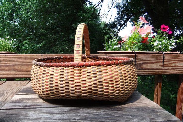 Market basket by Nancy Bruins