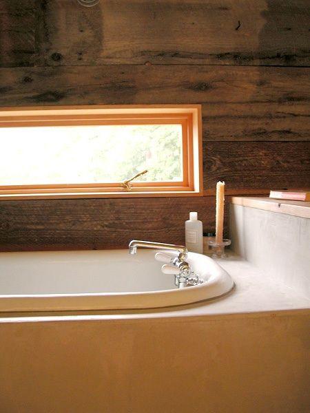 Barn Conversion Bath Detail