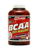 BCAA 211 MALATE 240 kapslí sportovní výživa XXLABS Regenerace Rychlost regenerace rozhoduje o kvalitě a intenzitě Vašeho dalšího tréninku. Již samotná BCAA významně zkracují dobu regenerace po tréninku. Naše BCAA ale umí mnohem více. O Vaši regeneraci se totiž stará optimálně namíchaná směs BCAA posílená nově objevenými schopnostmi Citrulin Malátu.