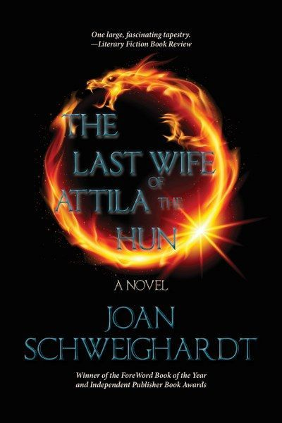 DISCOVER THIS AUTHOR:- The Last Wife of Attila the Hun by Joan Schweighardt