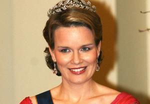 Her Royal Highness Princess Mathilde of Belgium