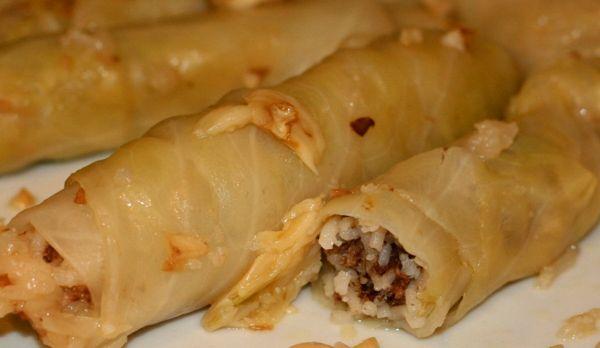 kohl rouladen hackfleisch libanesisch