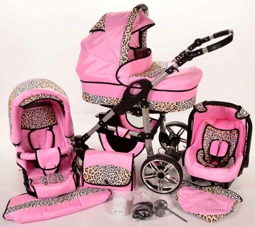 Pin by Cheryl Faddah on Girl Nursey | Baby doll strollers ...