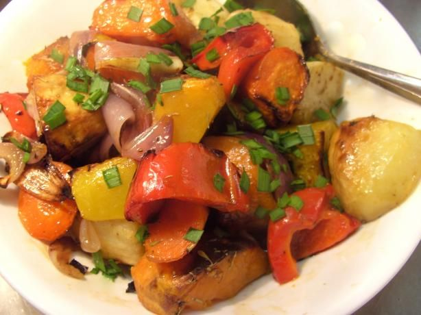 sherry vinegar root maple roasted root vegetables oven roasted root ...