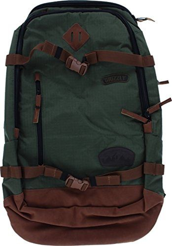 Grizzly Rescue Patrol Backpack Green Skate Backpacks