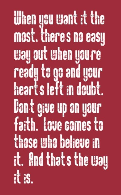 Celine Dion - That's the Way It Is - song lyrics, music lyrics, song quotes, music quotes songs