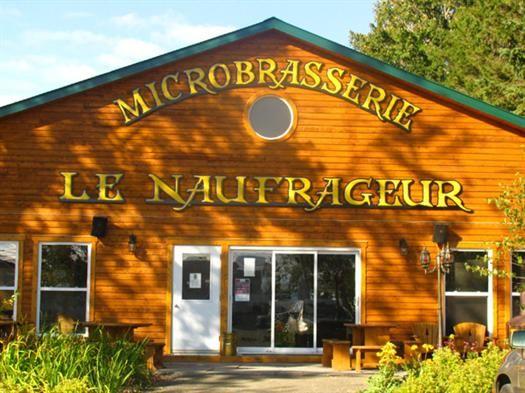 MICROBRASSERIE LE NAUFRAGEUR a carleton-sur-mer