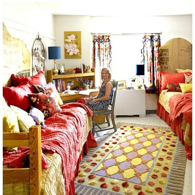 Cutest dorm idea I have seen so far.