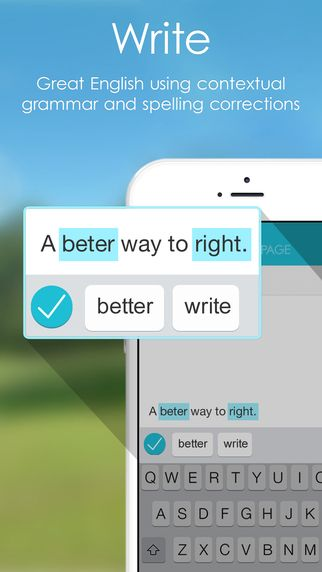Ginger Page Writing App: Spell Check, Translations, Synonyms, Grammar Checker & More! by Ginger Software