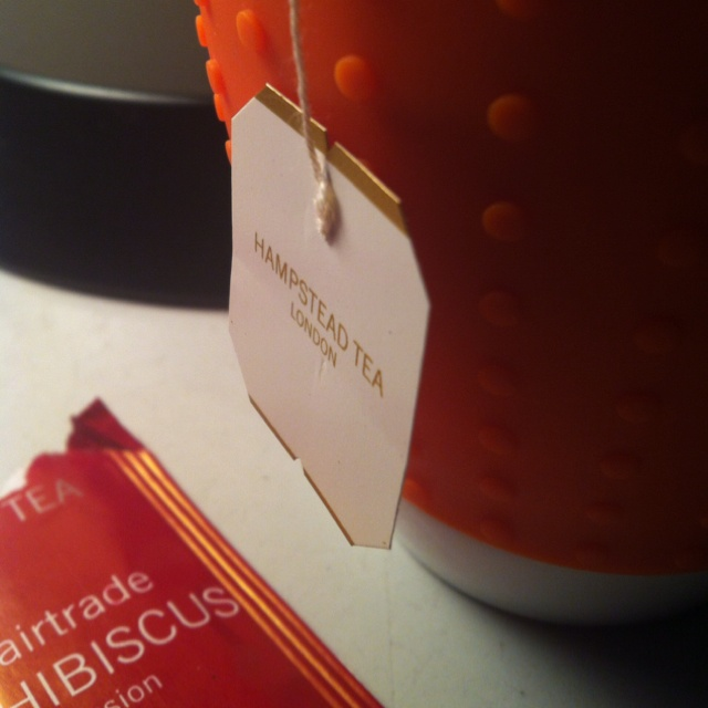 Rosehip Hibiscus infusion from Hampstead Tea | London ... going to get some of this, heard it lowers blood pressure.