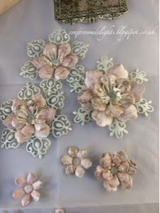 Craft Room Delights by Samantha Wade: Heartfelt Creations box, with Arianna Blooms die and stamp, Daphne Collection.