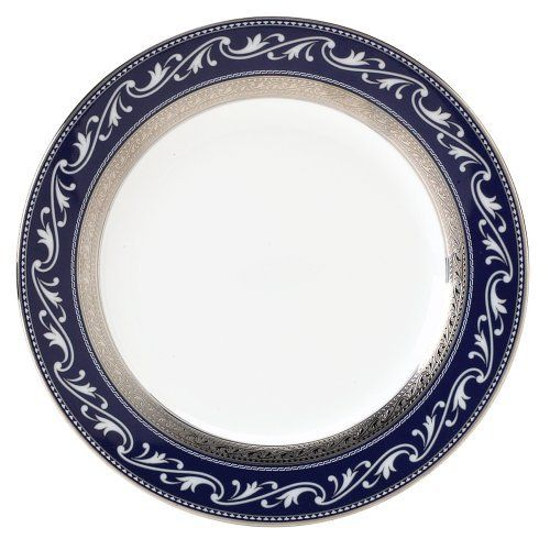 Noritake Crestwood Cobalt Platinum Accent Plate, 9-inches by Noritake. $24.95. White Porcelain. World Famous Noritake Quality, Value and Design.. Elegant Dining. Noritake Crestwood Cobalt Platinum Accent Plate, 9-inches. Dishwasher Safe. Since 1904, Noritake has been bringing beauty and quality to dinner tables around the world. Superior artistry and craftsmanship, attention to detail and uncompromising commitment to quality have made Noritake an international trademark dur...