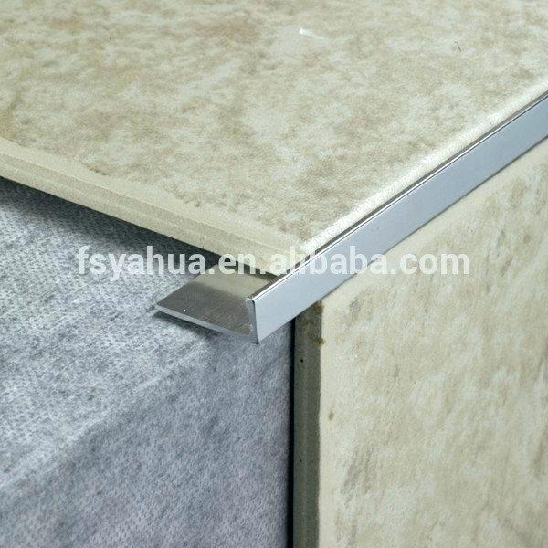 Image Result For Black Stainless Steel Tile Corner Trim Tile