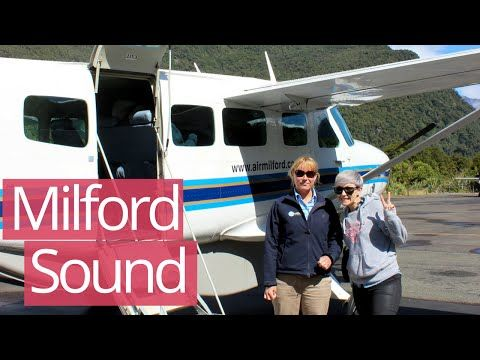 The Freedom Travellers do Milford Sound - YouTube