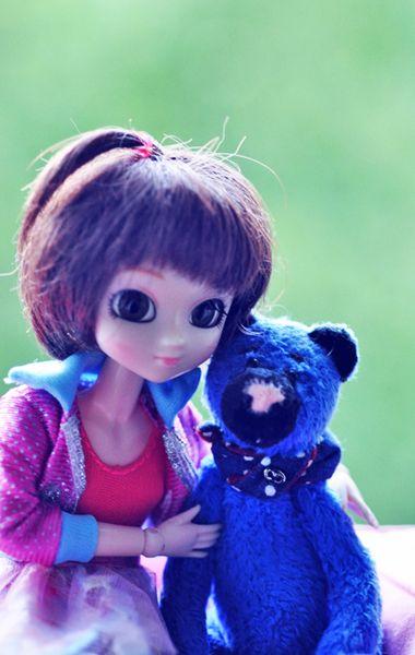 Гибрид тела Obitsu и головы little Pullip. / Шарнирные (не BJD) / Шопик. Продать купить куклу / Бэйбики. Куклы фото. Одежда для кукол