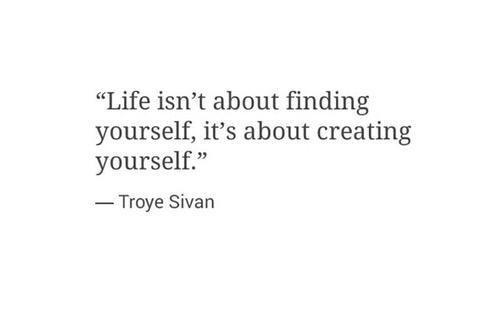 - Troye Sivan Quote -