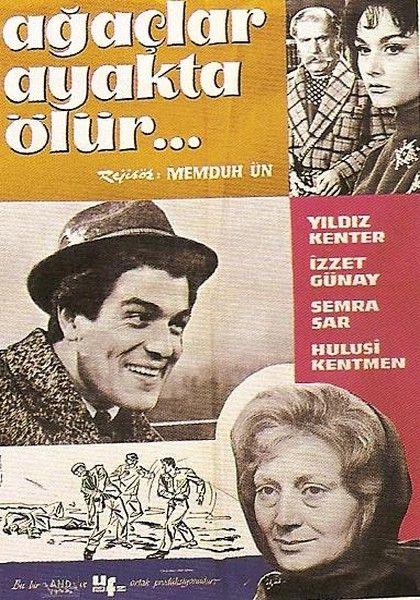 İZZET GÜNAY ( 1934 - ....) / Sinema ve Tiyatro Oyuncusu