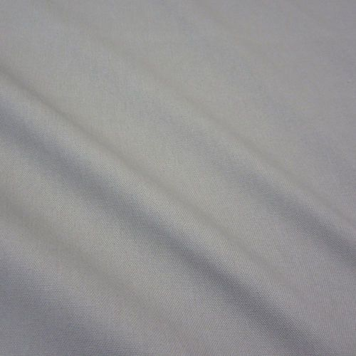 stoff meterware baumwollstoff canvas panama baumwolle stabil hellgrau grau bezugsstoffe. Black Bedroom Furniture Sets. Home Design Ideas