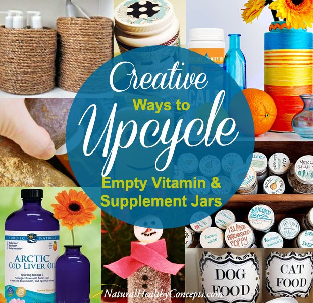 1000 ideas about pill bottle crafts on pinterest reuse for What to do with empty prescription bottles