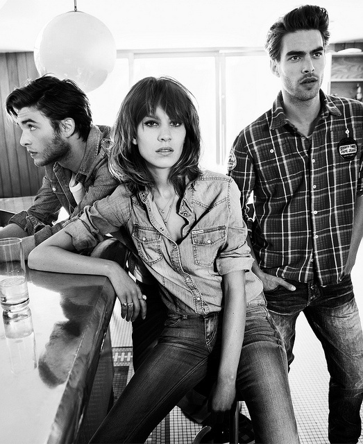 Alexa Chung for Pepe Jeans