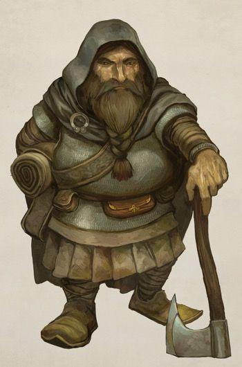 m Dwarf Rogue Thief