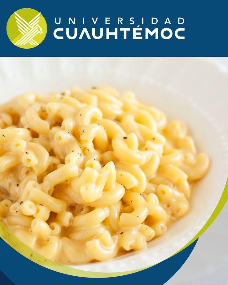 En nuestra carrera de #Gastronomía puedes aprender a mejorarlos #Mac&Cheese #ChefsUCG  www.ucg.edu.mx