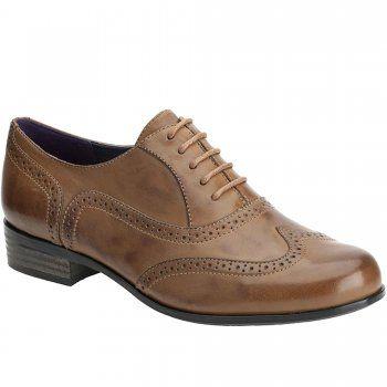Clarks Hamble Oak Womens Lace Up Brogue Shoes
