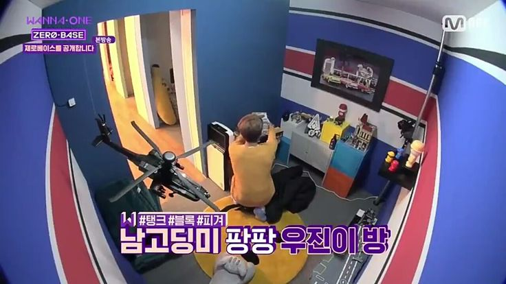 This is 상남자 room isn't it?