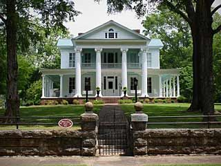 Antebellum mansion on 17 acres in Savannah, Tennessee $1,700,000 *SPECTACULAR*