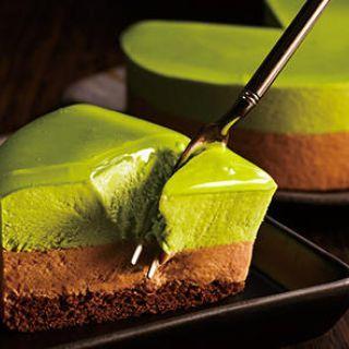 Le TAO 期间限量 宇治抹茶巧克力慕斯芝士蛋糕的图片