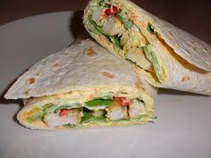 Come to cook: Chicken wraps ή αλλιως κοτοπουλο τυλιγμενο σε τορτ...