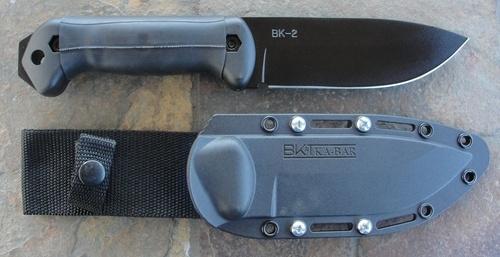 Ka-Bar Becker BK2 Campanion Fixed Blade Knife