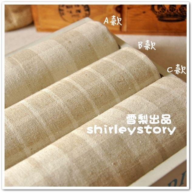 Сидней льняной ткани производятся хлопчатобумажной ткани занавес примкнул столы окрашенные хаки плед диван ткань - Taobao