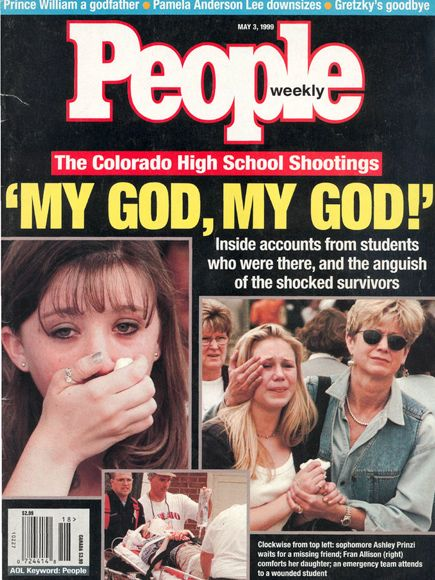 columbine high school shootings research paper Research focuses on social control through surveillance and the sociological implications of mass media columbine high school shootings and how the internet.