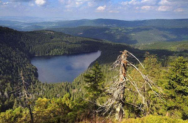 Šumava - Black Lake  Foto: Pavel Ouředník