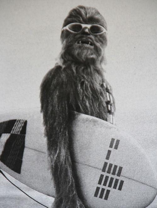 Cowabunga Chewbacca