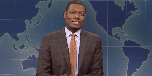 Michael Che Just Made History At Saturday Night Live
