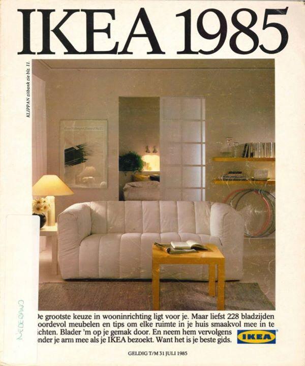 Ikea Catalogus 1985
