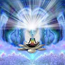 Through meditation.