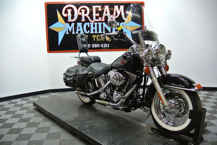 Check out this 2001 FLSTC - Heritage Softail Classic Managers Special Cruiser Motorcycle For Sale - Dream Machines of Texas Dealership in Farmers Branch, Texas 75234. Browse thousands of local Motorcycles for sale on BoatsAndCycles.com