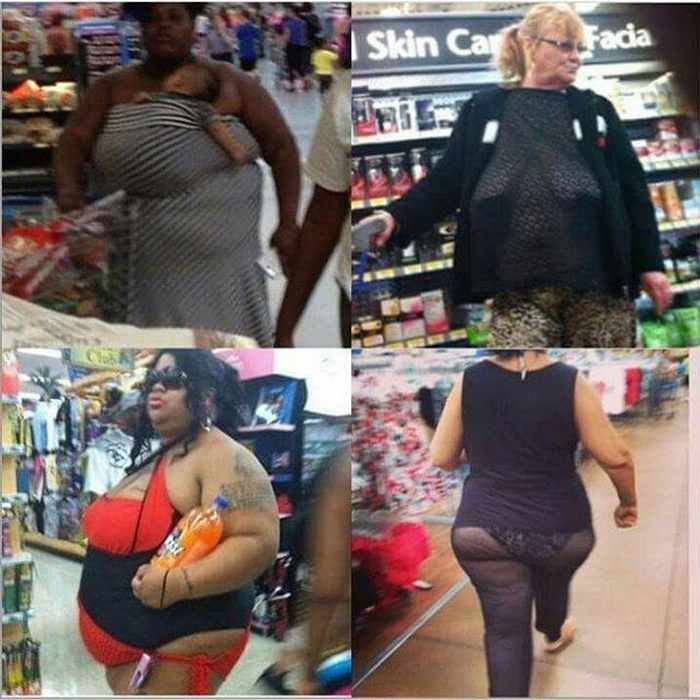 40 Worst Kind of People of Walmart That You've Ever Seen - 07