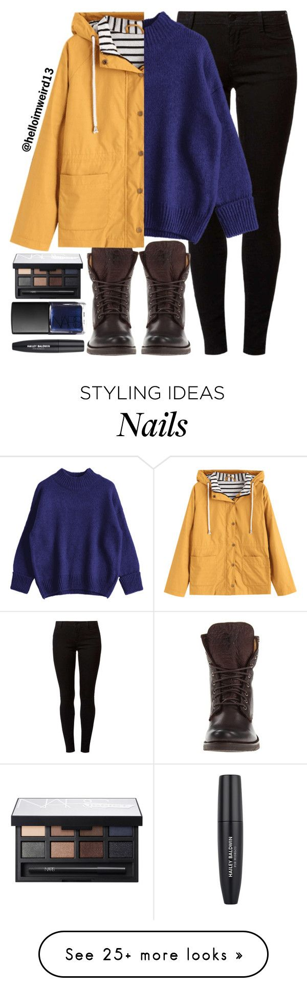 """""""i don't wanna say a word, unless it points the world back to you"""" by helloimweird13 on Polyvore featuring Dorothy Perkins, Frye, NARS Cosmetics and Model Co"""