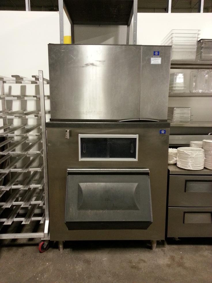 Manitowac High Volume Ice Machine (cost new over 10,000