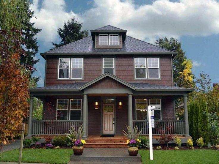 2017 Best Exterior House Color Schemes: Exterior House Paint Colors Ideas With Regard To Top 10