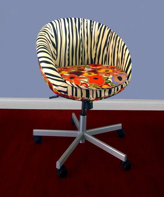 Ikea drehstuhl skruvsta bezug for Set de bureau fantaisie