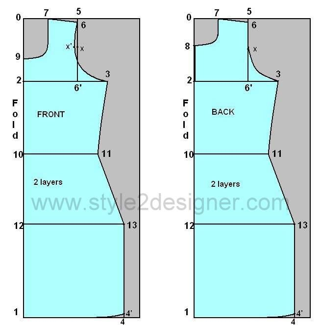 23 best tailoring work images on Pinterest   Sewing patterns, Dress ...