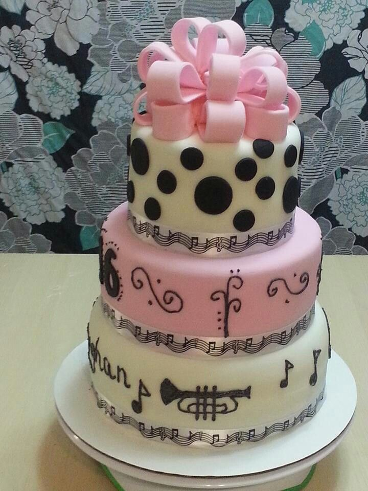Best 20 Music Note Cake Ideas On Pinterest Music Cakes