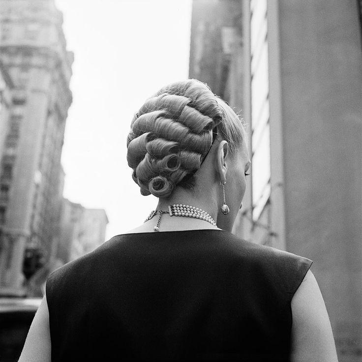 Vivian Maier  -  September 3, 1954. New York, NY