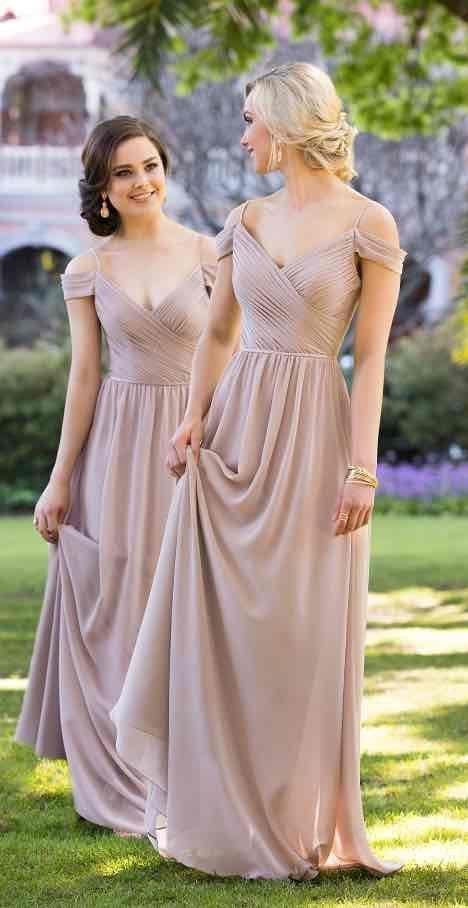 Featured Dress: Sorella Vita; Bridesmaid dress idea.