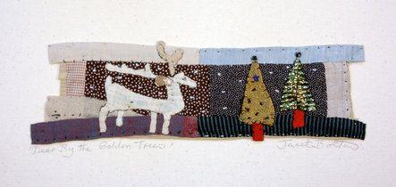 Janet Bolton Textile Art